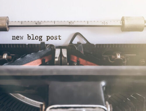 Why a Blog on Your Real Estate Website is SUPER Important
